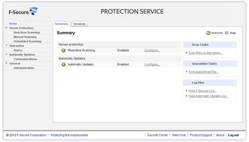 F-Secure Protection Service for Business, Standard | VirusLogic com